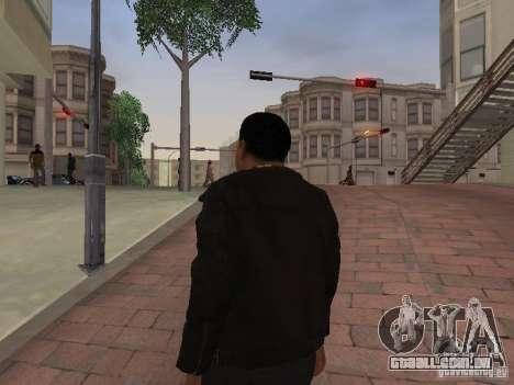 Pele Joe Barbaro do MAFIA II v 1.1 para GTA San Andreas segunda tela