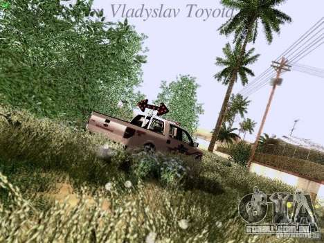 Ford F-150 Road Sheriff para GTA San Andreas vista inferior