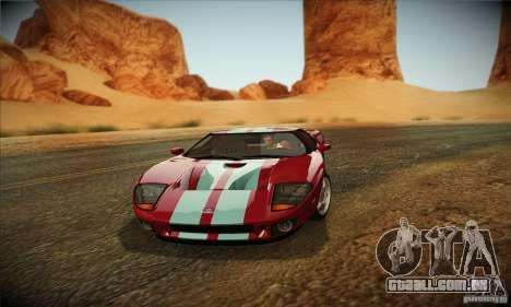 New ENB by Russkiy Sergant V1.0 para GTA San Andreas segunda tela