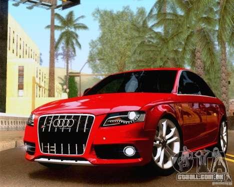 Audi S4 2010 para GTA San Andreas