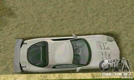 Mazda RX7 tuning para GTA Vice City vista lateral