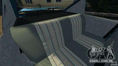 Chevrolet Kadett GSI para GTA 4 vista lateral