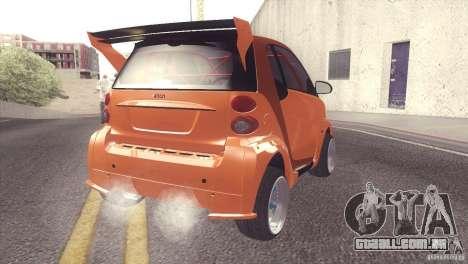 Smart Diablo para GTA San Andreas vista direita