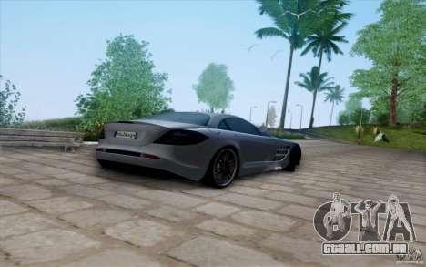 SA Beautiful Realistic Graphics 1.6 para GTA San Andreas segunda tela