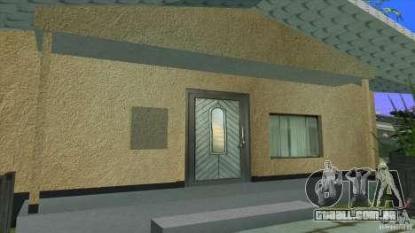 Novas texturas casa em Los Santos Denis para GTA San Andreas terceira tela