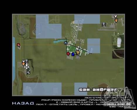 Estrada de Leiria-Nižegorodsk para GTA San Andreas sétima tela
