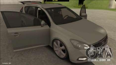 Kia Ceed SW para GTA San Andreas