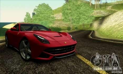 SA_gline v 2.0 para GTA San Andreas segunda tela