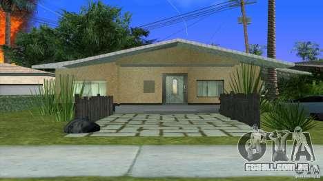 Novas texturas casa em Los Santos Denis para GTA San Andreas segunda tela