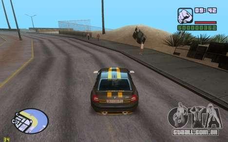 ENBSeries By VadimSpiridonov v.0.2 para GTA San Andreas terceira tela