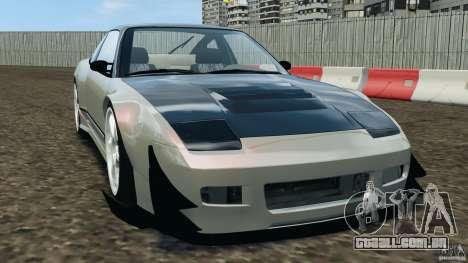 Nissan 240SX Kawabata Drift para GTA 4