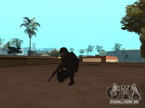 Membro do FSB para GTA San Andreas