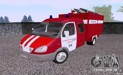 Fogo de gás 33023 para GTA San Andreas