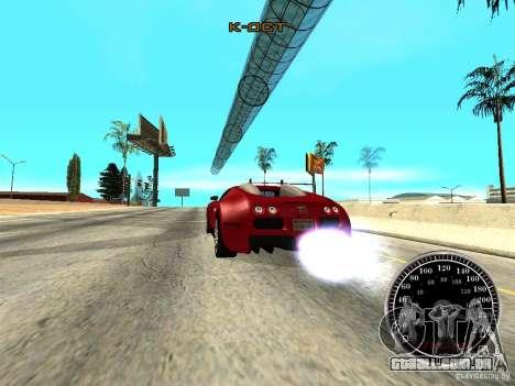 Velocímetro para GTA San Andreas