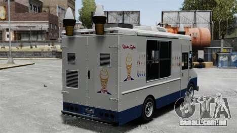 Nova van moroženŝika para GTA 4 terceira tela