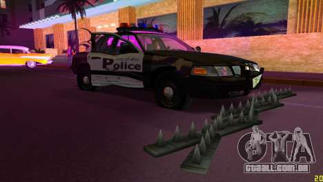 HP Stinger 2.0 para GTA Vice City quinto tela