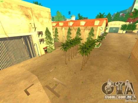 New Studio in LS para GTA San Andreas sétima tela
