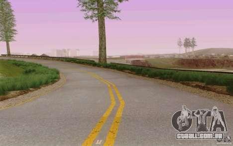 Possível Sa_RaNgE v 3.0 para GTA San Andreas décimo tela