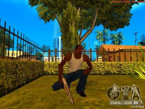 New Animations V1.0 para GTA San Andreas décimo tela