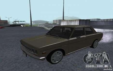Datsun 510 para GTA San Andreas