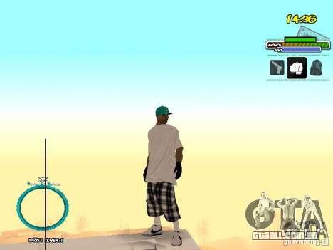 Peles El Coronos para GTA San Andreas segunda tela