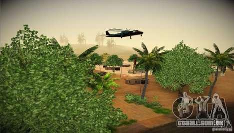 New ENB by Russkiy Sergant V1.0 para GTA San Andreas terceira tela