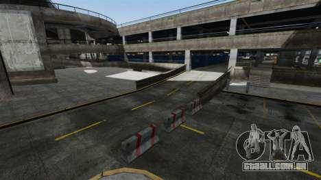 Drift-pista no aeroporto para GTA 4 terceira tela