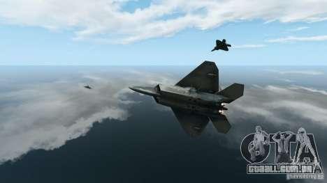 Air Combat IV para GTA 4