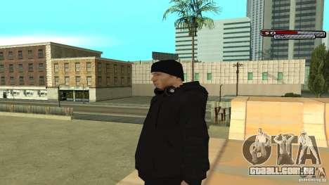 Trialista HD para GTA San Andreas segunda tela