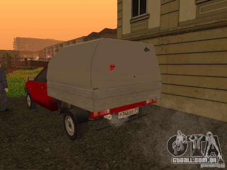 2347 de IPOS para GTA San Andreas vista direita
