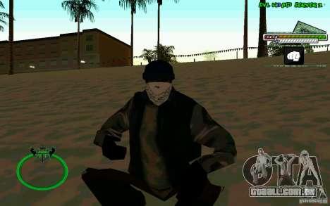 Bomje & Gop para GTA San Andreas segunda tela