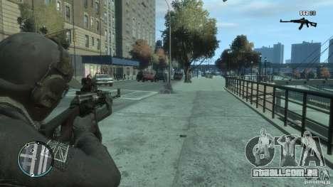 O PKK para GTA 4 quinto tela