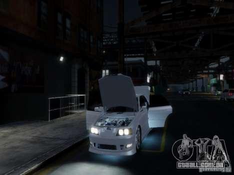 Toyota Chaser 100 TourerV para GTA 4 rodas