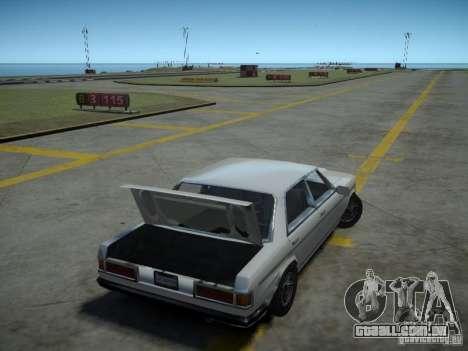Admiral SA para GTA 4 vista de volta