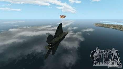 Air Combat IV para GTA 4 terceira tela