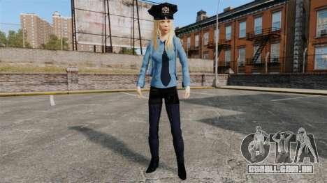 Nova garotas-v 4.0 para GTA 4 terceira tela