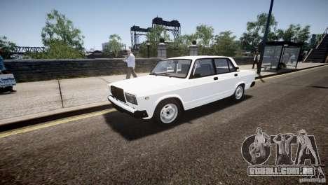 VAZ 2107 para GTA 4