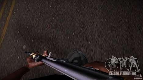 First Person Mod v2 para GTA San Andreas terceira tela