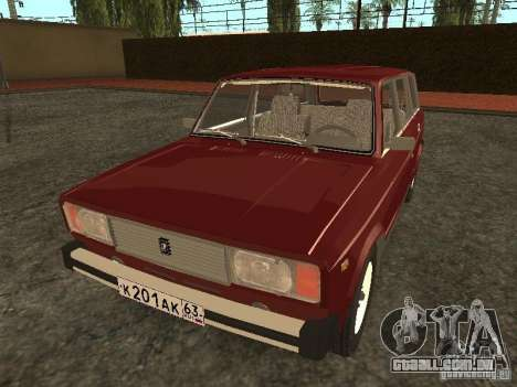 VAZ 2104, v. 2 para GTA San Andreas