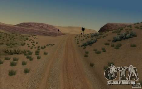 RoSA Project v1.0 para GTA San Andreas sétima tela