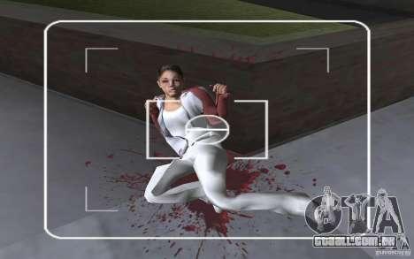 Animando o corpo de GTA IV para GTA San Andreas terceira tela