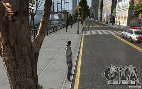 Desmond Miles de AC3 para GTA 4 terceira tela