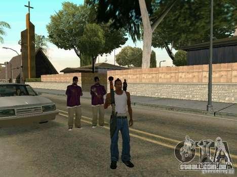 Lopatomët para GTA San Andreas terceira tela