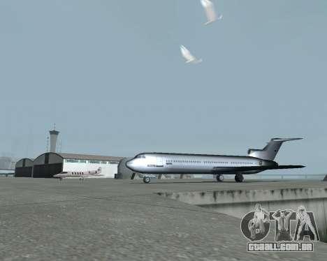 Real New San Francisco v1 para GTA San Andreas segunda tela