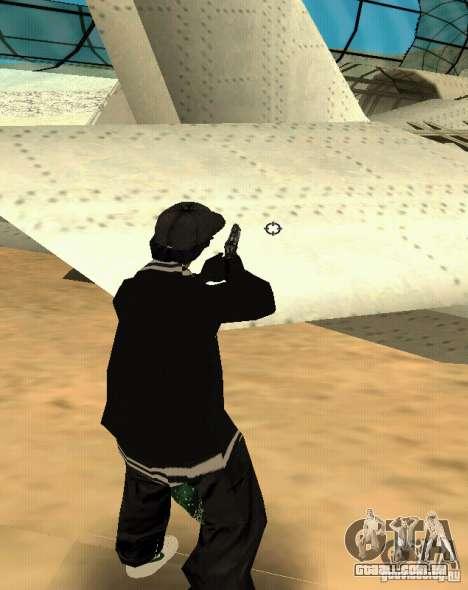 P-HUD para GTA San Andreas por diante tela