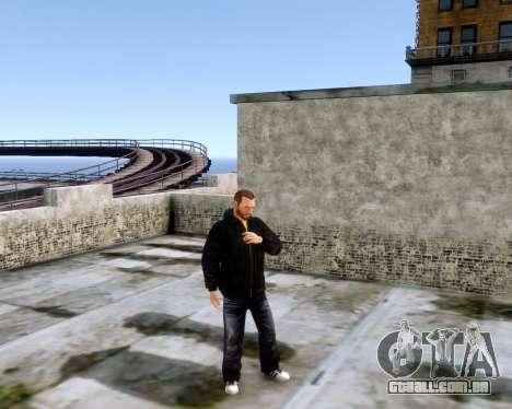 Casaco jaqueta para GTA 4
