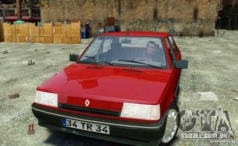 Renault 9 Broadway para GTA 4 esquerda vista