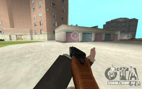 Nova animação de GTA IV para GTA San Andreas oitavo tela
