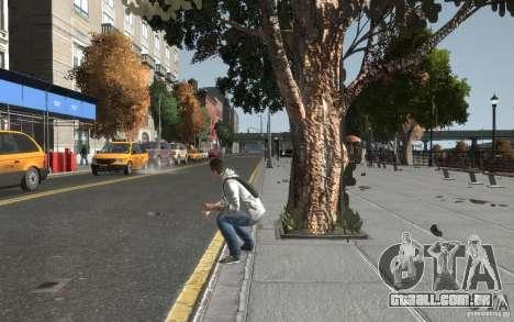 Desmond Miles de AC3 para GTA 4 quinto tela