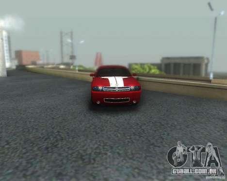 ENBSeries for medium PC para GTA San Andreas oitavo tela